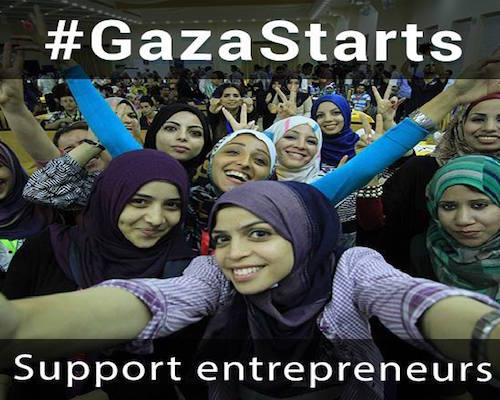 GazaStarts Gasa Sky Geeks
