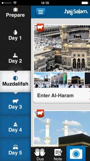 HajjSalam app photo