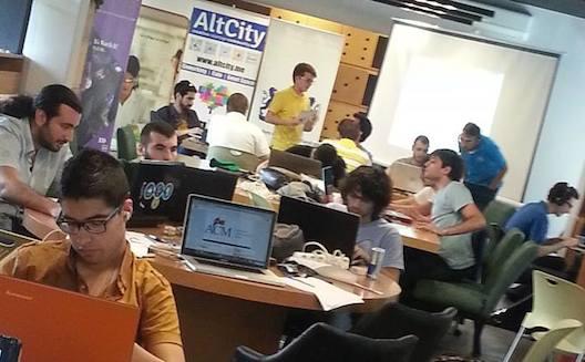DebApp Hackathon AltCity BDD