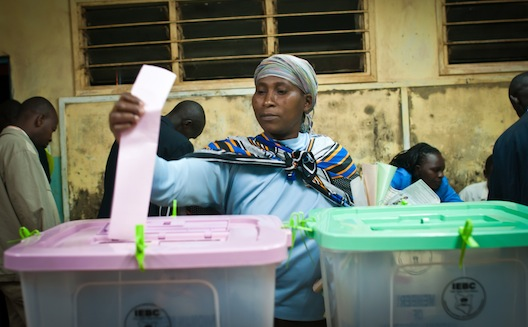 Kenya's Elections TechFail: What Went Wrong and How Citizen Reporting Won the Day