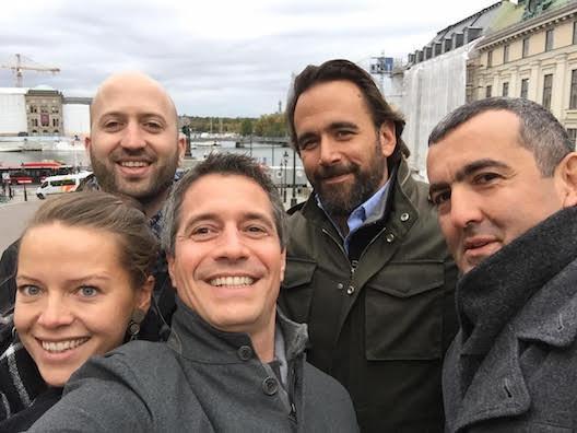 MENA investors in Stockholm