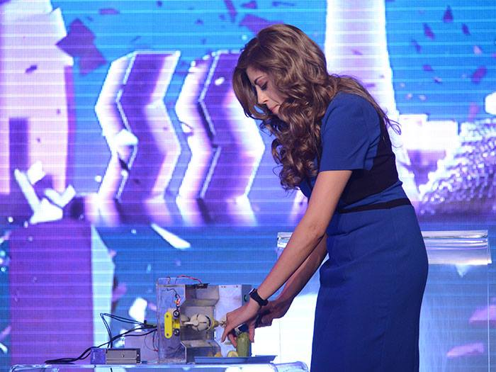 Rania Bou Jaoudeh Coritza Stars of Science