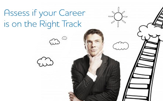 Assess if your career is on the right track