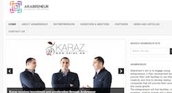 Arabreneur announces investment in four startups