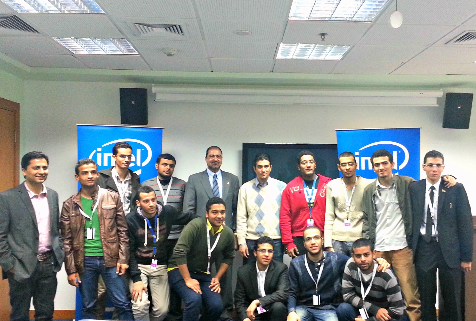 Intel Ideation Camp