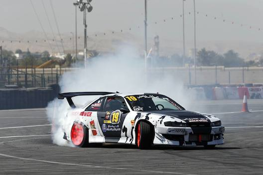 Drift UAE earlier this year