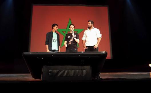Les gagnants de la Screendy Cup 2015