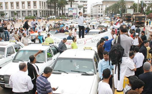 Doit-on s'attendre à une grève des taxis marocains ?