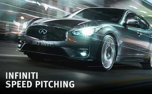 Infiniti Speed Pitching