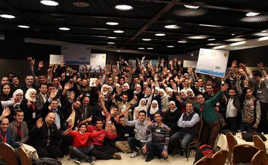 Start up week end Damascus