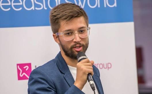Igor Ovcharenko of Seedstars World
