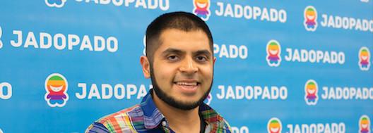 Omar Kassim of Jadopado