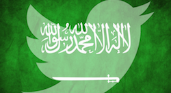 Why Twitter needs Saudi Arabia