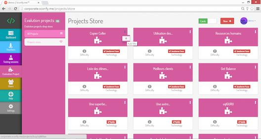 Scorify permet d'évaluer le niveau des développeurs