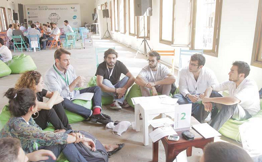 Startup challenges answered at Mix N Mentor Beirut