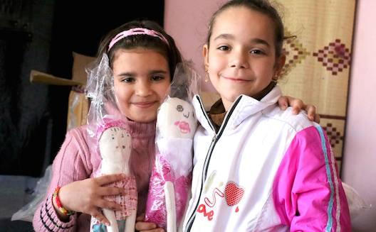 Dumyé dolls