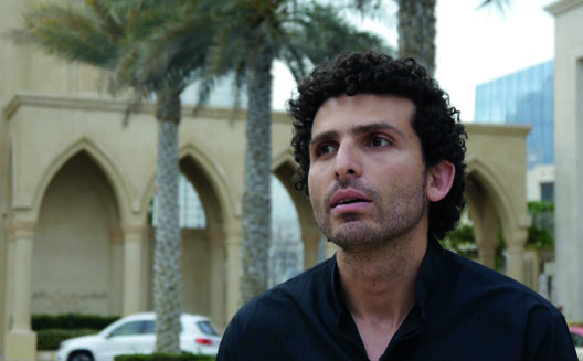 Omar Samra interviewé par Arab Excellence