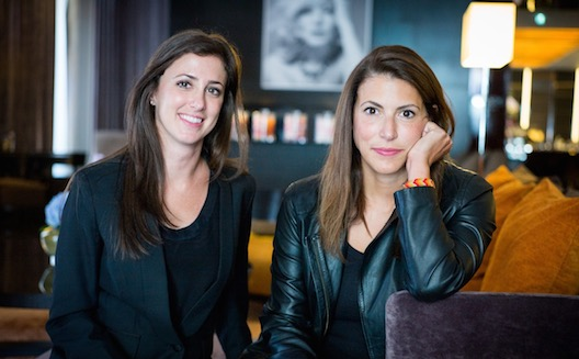 Noor Sweid and Hala Fadel