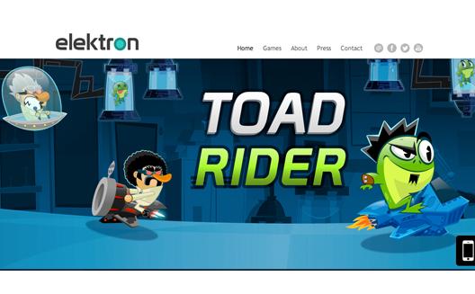 Elektron Games Toad Rider