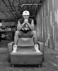 DJ Charl Chaka, Image via Charl Chaka
