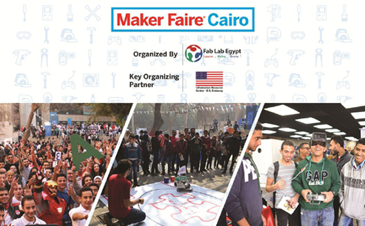 Maker Faire Cairo