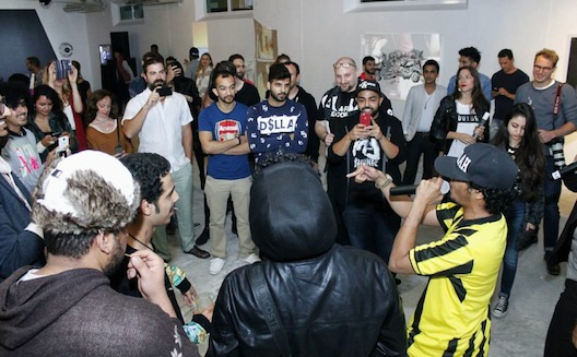 Hip hop at Malja Bahrain