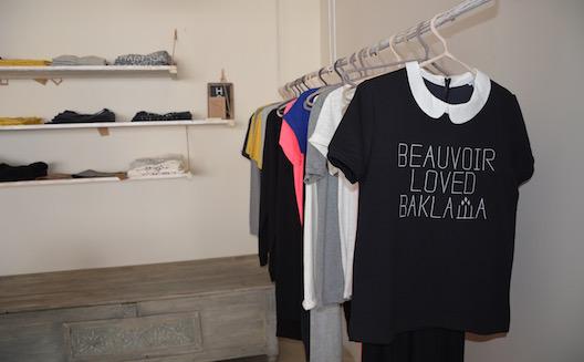 Beauvoir loved Baklava shirt