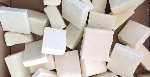 Sitti Soap Company's Nabulsi soap Wamda
