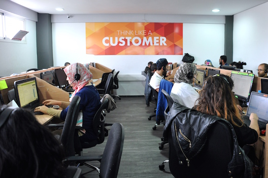 Think like a Customer, Jumia Morocco's customer service