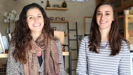 Sitti cofounders Noora Sharrab and Jacqueline Sofia