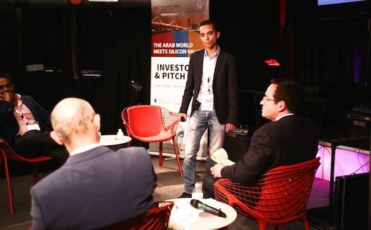 Walid El Alaoui Mrani au MITEF Silicon Valley