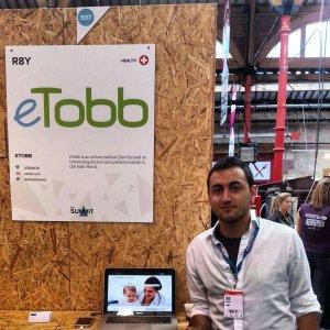eTobb at the Web Summit in Dublin