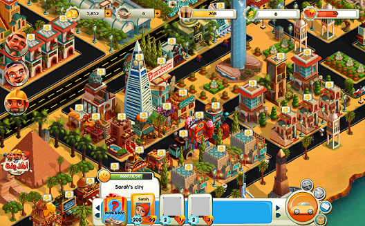 Saudi Gamers Enjoy a New Farmville Style title for the Arab world
