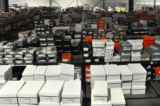 Inside Jumia Morocco's warehouse
