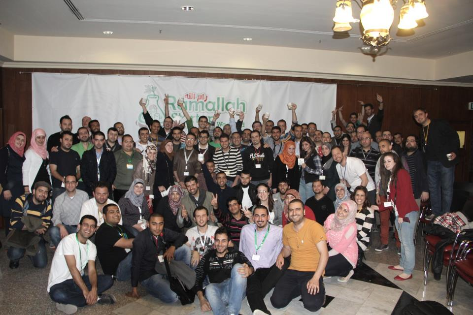SWRamllah 2013 participants