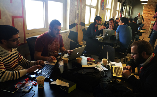 RedTroops App Hackathon