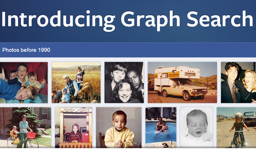 Facebook Graph Search for the Middle East