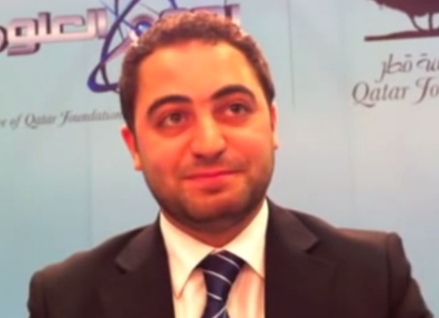 Ziad Sankari in a previous interview with Wamda