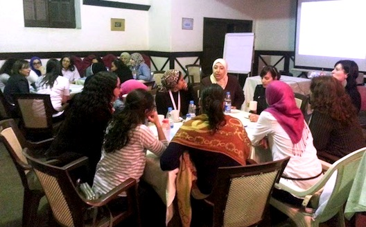 Wamda for women roundtable events