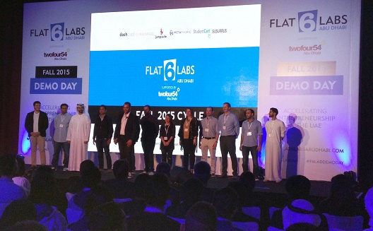 Flat6Labs Abu Dhabi Demo Day
