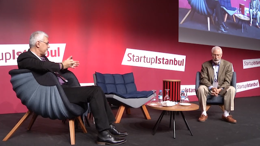 Steve Blank at Startup Istanbul 2015