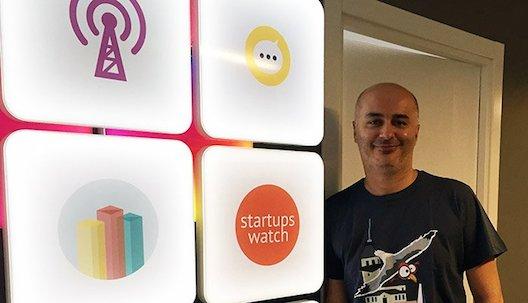 Serkan Ünsal of startups.watch