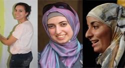 Women Entrepreneurs from Morocco, Jordan, and Egypt