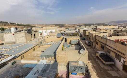 Jerash Refugee Camp