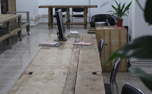 Sylabs, coworking in Algiers