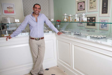 Fadi Jaber of Sugar Daddy's