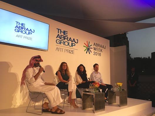 Abraaj Week inaugural panel
