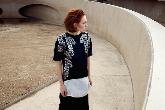 A 'solar shirt' from Pauline Van Dongen