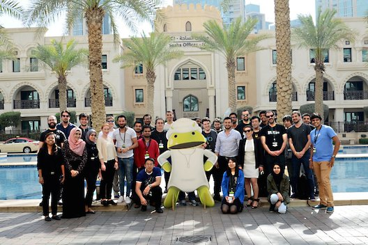 Droidcon attendees