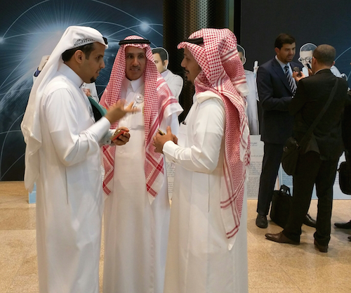 Hasan Al Balawi with his family